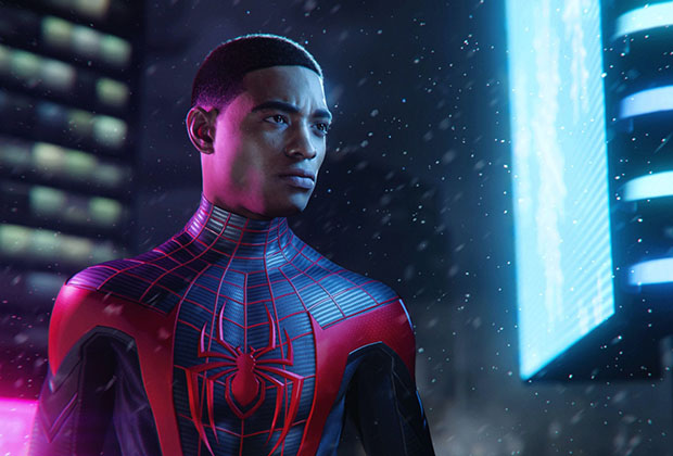 Thumbnail of 'Marvel's Spider-Man Miles Morales': Beginning a New Adventure by Ben Arfmann(Insomniac Games),(Game Developers Conference 2021)