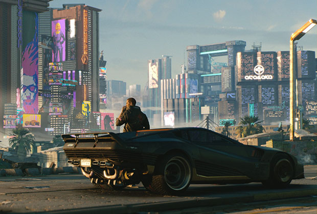 Thumbnail of Immersing with Music: Approaches to Musical Storytelling in 'Cyberpunk 2077' by Marcin Przybylowicz(CD Projekt RED),(Game Developers Conference 2021)