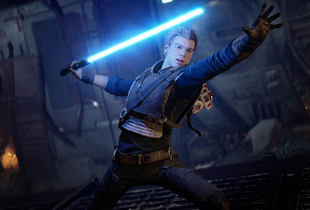 Thumbnail of Physical Animation in 'Star Wars Jedi: Fallen Order' by Bartlomiej Waszak(Respawn Entertainment),(GDC Summer 2020)